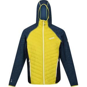 Regatta Andreson VI Hybrid Jacket Men dark tang/moonlight denim marl/navy dark tang/moonlight denim marl/navy