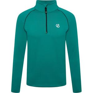 Dare 2b Consist II Core Camiseta de Manga Larga Stretch Niños, verde verde