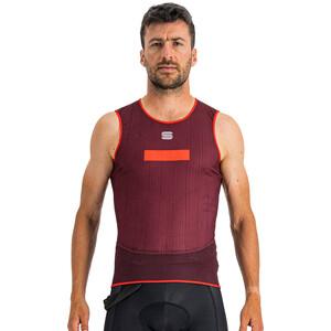 Sportful Pro Baselayer undertrøje Herrer, rød rød