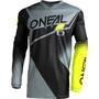 racewear-black/gray/neon yellow