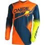 racewear-blue/orange/neon yellow
