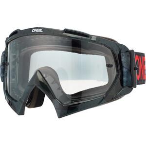 O'Neal B-10 Goggles schwarz/rot schwarz/rot