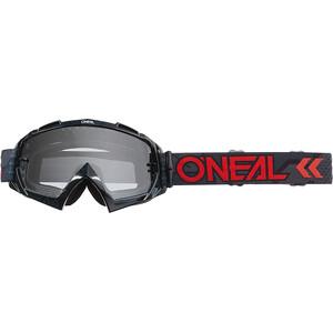 O'Neal B-10 Goggles svart/röd svart/röd