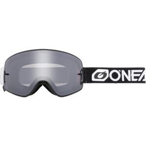 O'Neal B-50 Goggles, negro/Plateado negro/Plateado