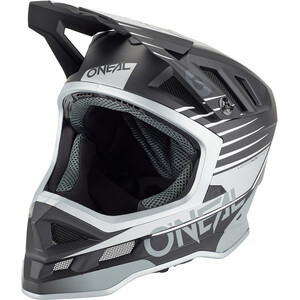 O'Neal Blade Polyacrylite Helm Delta schwarz/grau schwarz/grau