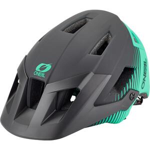 O'Neal Defender 2.0 Helm schwarz/grün schwarz/grün