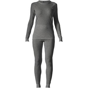 Maier Sports Lena Baselayer Set Women, gris gris