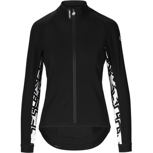 ASSOS UMA GT Winterjacke Damen schwarz schwarz