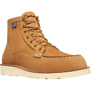 """Danner Bull Run Moc Toe Shoes 6"""" Men beige beige"""