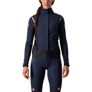 Castelli Alpha RoS 2 Jacke Damen blau/rot blau/rot