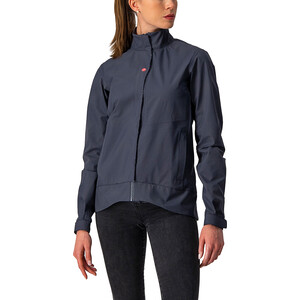 Castelli Commuter Reflex Jacket Women, bleu bleu