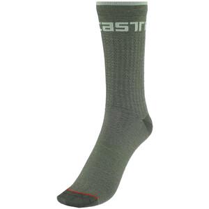 Castelli Distanza 20 Socken Herren oliv oliv