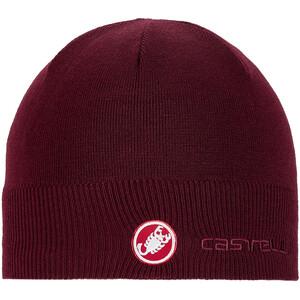 Castelli GPM beanie rød rød