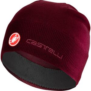 Castelli GPM Bonnet, rouge rouge