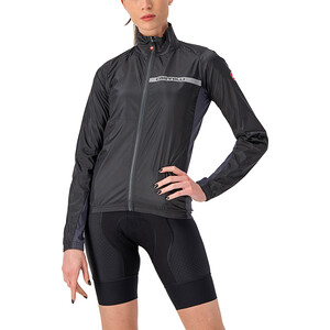 Castelli Squadra Stretch Jacket Women, noir noir