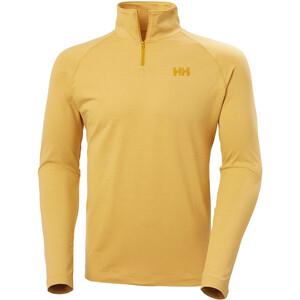 Helly Hansen Verglas 1/2 Zip Men, jaune jaune
