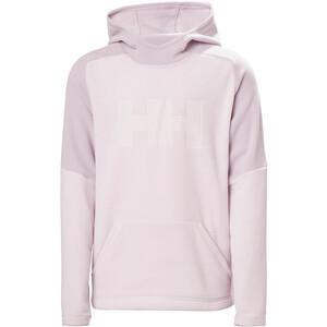 Helly Hansen Daybreaker Hoodie Jugend pink pink