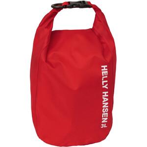 Helly Hansen HH Light Dry Bag 3l röd röd