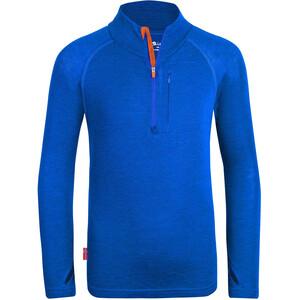 TROLLKIDS Lofoten Half Zip Pullover Kids, bleu bleu