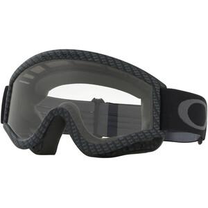 Oakley L-Frame MX Schutzbrille schwarz schwarz