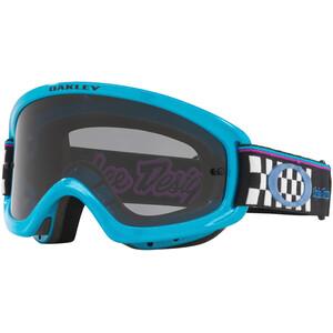 Oakley O-Frame 2.0 Pro MX XS Goggles Troy Lee Designs Series Youth, bleu/noir bleu/noir