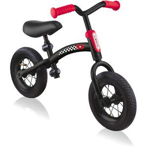 "Globber Go Bike Air Lernlaufrad 10"" Kinder schwarz/rot schwarz/rot"