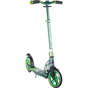 SIX DEGREES Aluminium Patinete 205mm Niños, verde verde