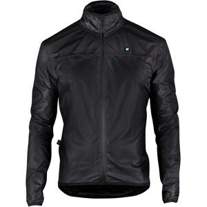 Biehler Defender Nano Rain Jacket Men, noir noir