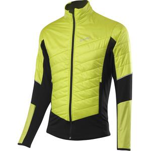 Löffler Primaloft 60 Hybrid Jacket Men, verde/negro verde/negro