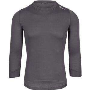 Isadore IAR Camiseta manga 3/4 Hombre, gris gris