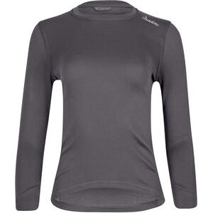 Isadore IAR Camiseta manga 3/4 Mujer, gris gris