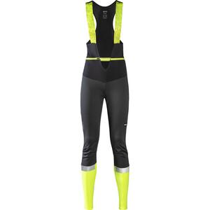 GORE WEAR Ability Thermo Trägerhose Damen schwarz/gelb schwarz/gelb