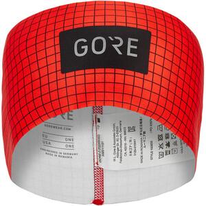 GORE WEAR Grid Headband, rouge rouge