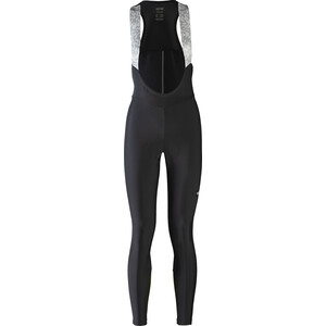 GORE WEAR Progress+ Thermo Trägerhose Damen schwarz schwarz