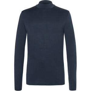 super.natural Base 175 Sweat-shirt à col roulé Homme, bleu bleu