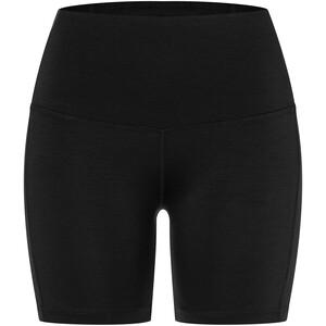 super.natural Liquid Flow Shorts Women, noir noir