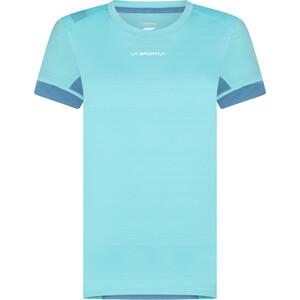 La Sportiva Sunfire T-Shirt Women, bleu bleu