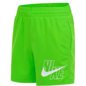 """Nike Swim Logo Solid 4"""" Szorty do pływania Chłopcy, zielony zielony"""