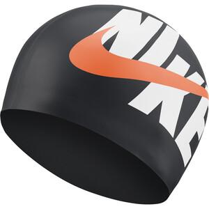 Nike Swim Silikonhette Svart Svart