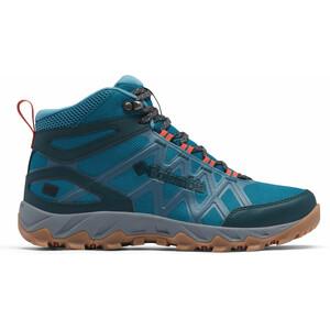 Columbia Peakfreak X2 Outdry Mid-Cut Schuhe Damen blau blau