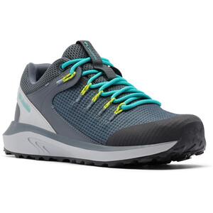 Columbia Trailstorm Waterproof Schuhe Damen grau grau