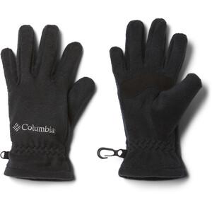 Columbia Thermarato Gloves Youth, negro negro