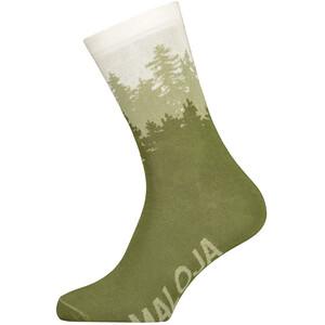 Maloja GartenbaumläuferM. Socks, Oliva Oliva
