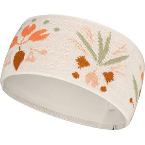 Maloja SchwarzbeereM. Headband, wit/oranje wit/oranje