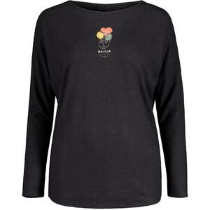 Maloja SpringkrautM. Long Sleeve Shirt Women, musta musta