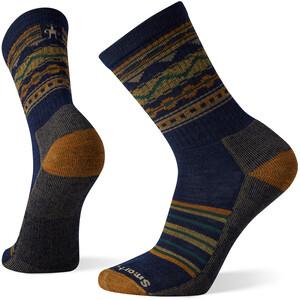 Smartwool Everyday Hudson Trail Crew Socks Men, azul azul