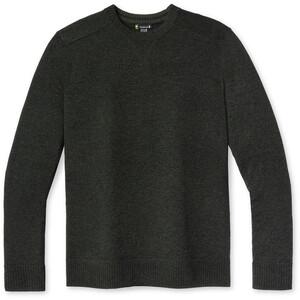 Smartwool Sparwood Crew Sweater Men, harmaa harmaa