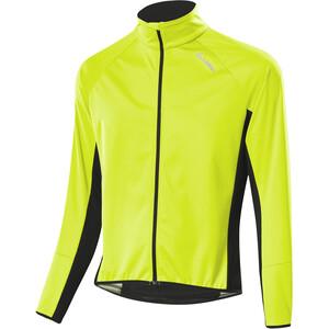 Löffler Alpha WS Light Fahrrad Jacke Herren gelb gelb