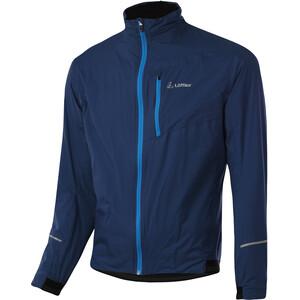 Löffler Pace Primaloft Next Fahrrad Jacke Herren blau blau
