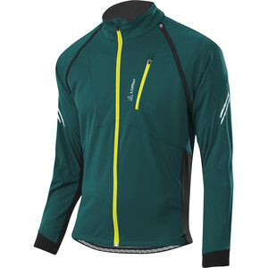 Löffler San Remo 2 WS Light Zip-Off Fahrrad Jacke Herren blau/grün blau/grün